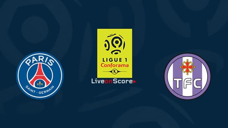 Paris SG vs Toulouse Preview and Prediction Live stream Ligue 1  2019/2020