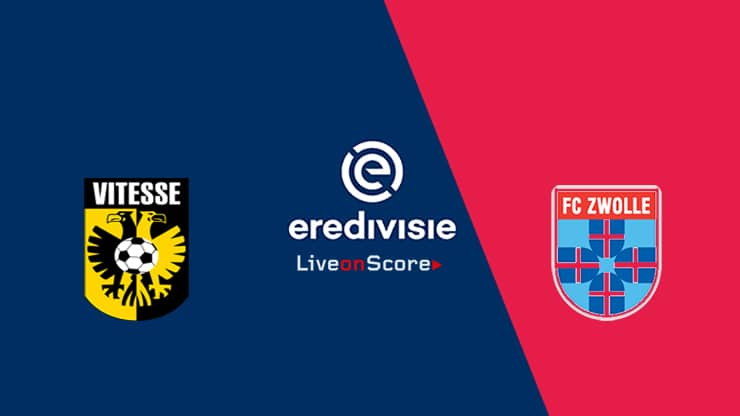 Vitesse vs Zwolle Preview and Prediction Live stream – Eredivisie 2019/2020