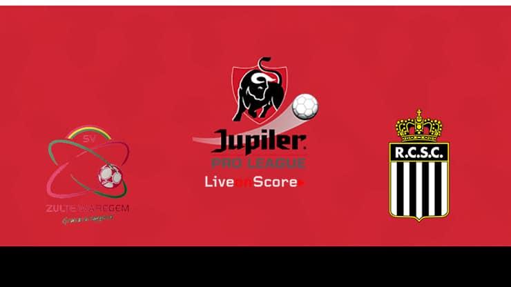 Waregem vs Charleroi Preview and Prediction Live stream Jupiler League 2019/2020