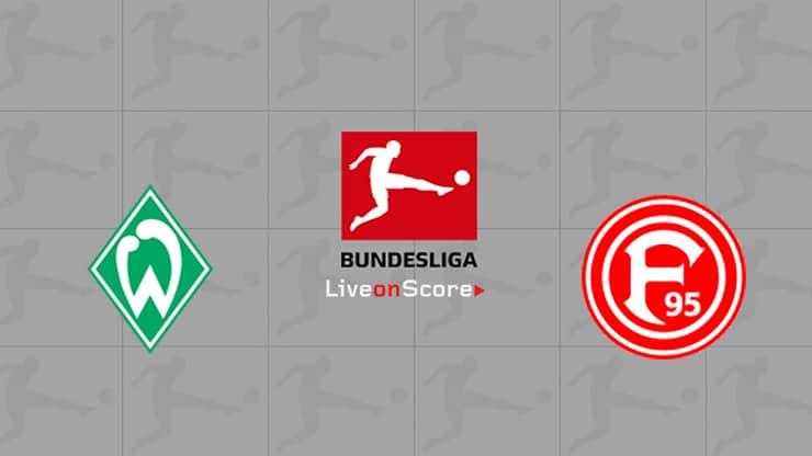 Werder Bremen vs Dusseldorf Preview and Prediction Live stream Bundesliga 2019/2020