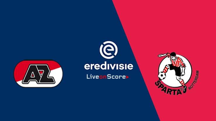AZ Alkmaar vs Sparta Rotterdam Preview and Prediction Live stream – Eredivisie 2019/2020