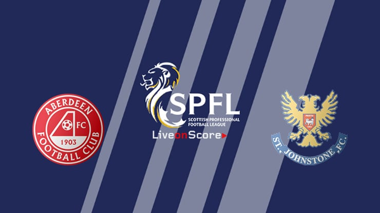 Aberdeen vs St Johnstone Preview and Prediction Live stream Premiership 2019/2020
