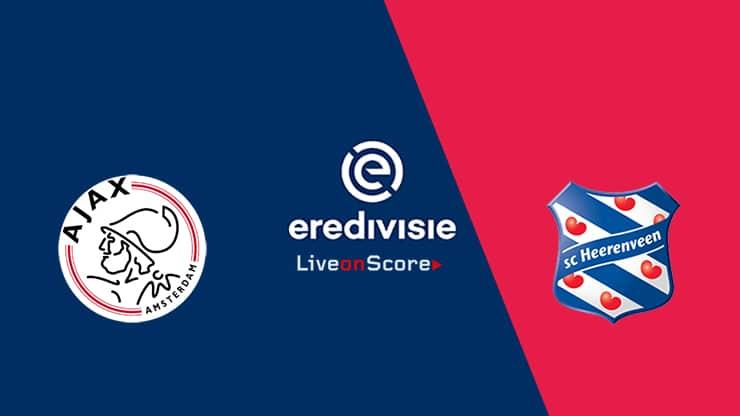 Ajax vs Heerenveen Preview and Prediction Live stream – Eredivisie 2019/2020