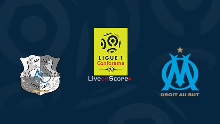 Amiens vs Marseille Preview and Prediction Live stream Ligue 1  2019/2020