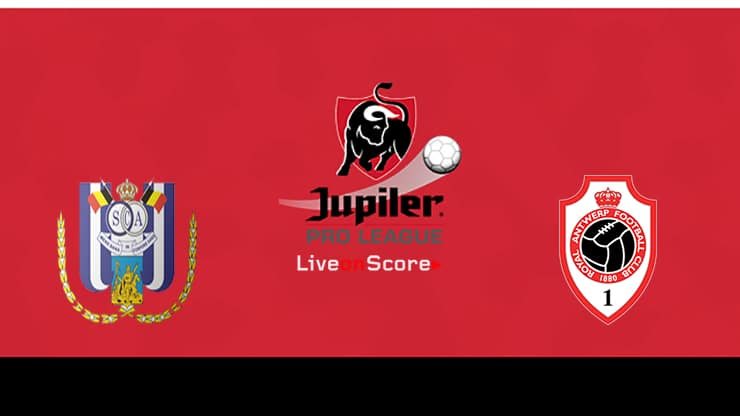 Anderlecht vs Antwerp Preview and Prediction Live stream Jupiler League 2019/2020
