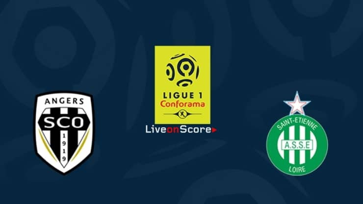 Angers vs St Etienne Preview and Prediction Live stream Ligue 1 2019-2020