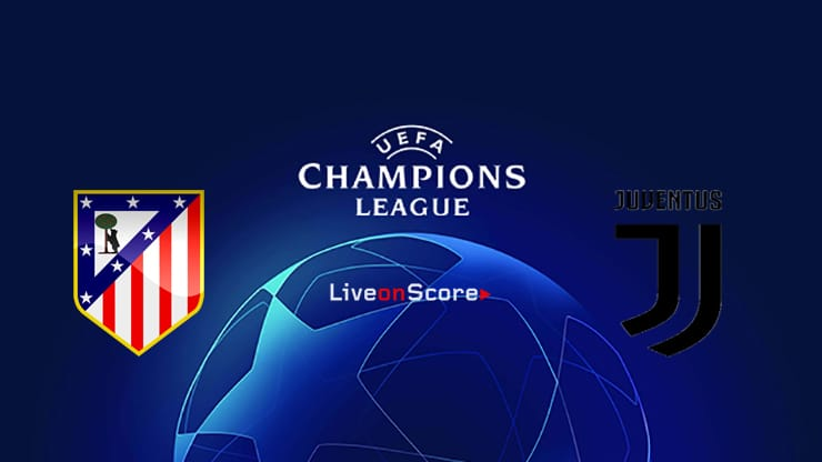 Atl. Madrid vs Juventus Preview and Prediction Live stream UEFA Champions League 2019/2020
