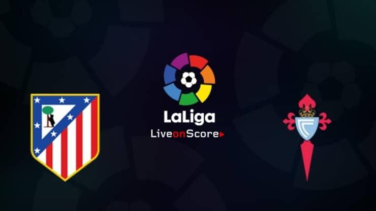 Atletico Madrid vs Celta Vigo Preview and Prediction Live stream LaLiga Santander 2019-2020