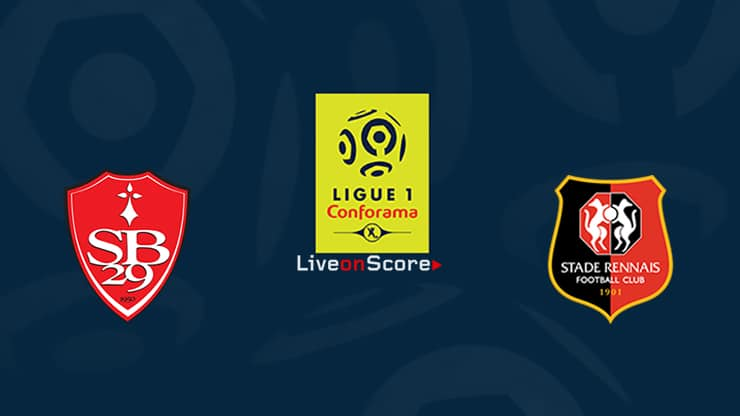 Brest vs Rennes Preview and Prediction Live stream Ligue 1  2019/2020