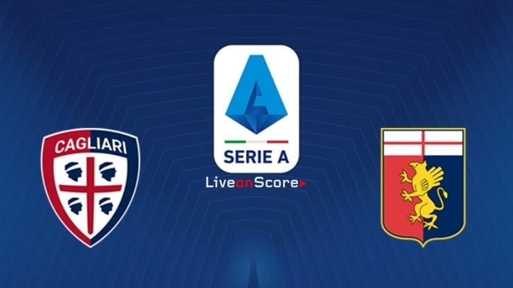 Cagliari vs Genoa Preview and Prediction Live stream Serie Tim A 2019-2020