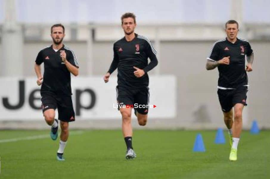 Juventus resume training