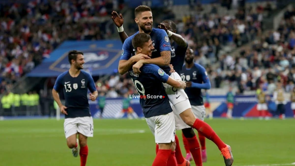 ENGLAND AND FRANCE MOVE A STEP CLOSER TO EURO 2020