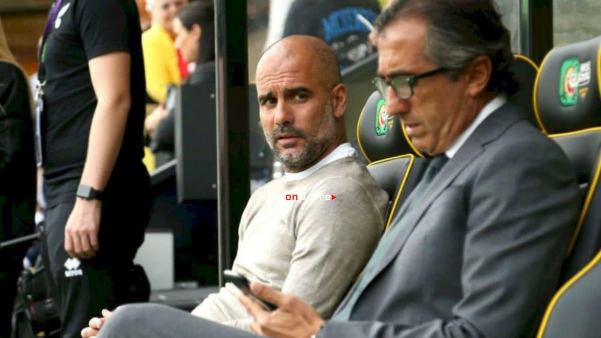 GUARDIOLA: WE WILL FIND A SOLUTION