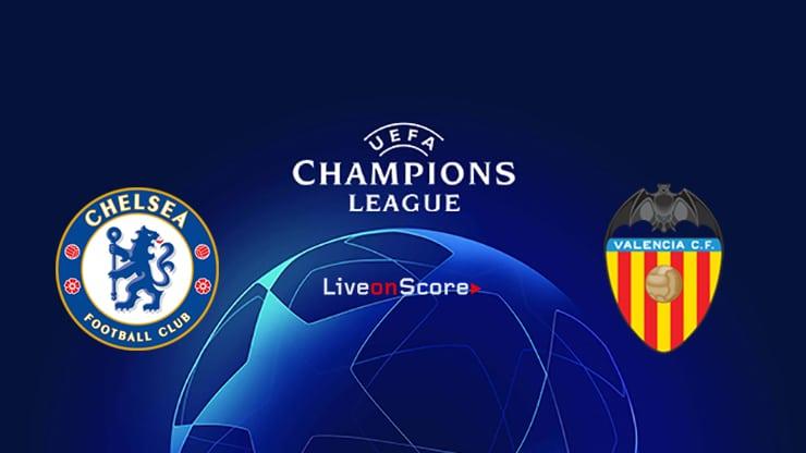 Chelsea vs Valencia Preview and Prediction Live stream UEFA Champions League 2019/2020
