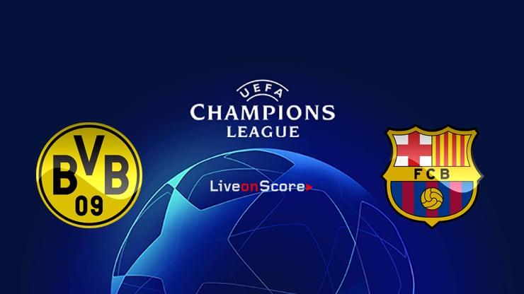 Dortmund vs Barcelona Preview and Prediction Live stream UEFA Champions League 2019/2020