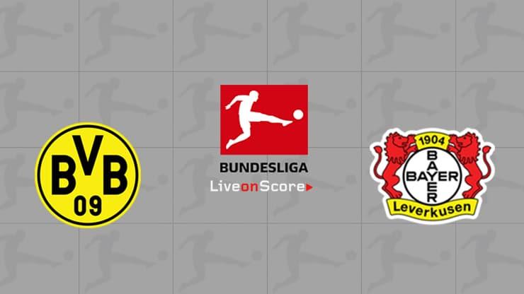 Dortmund vs Bayer Leverkusen Preview and Prediction Live stream Bundesliga 2019/2020