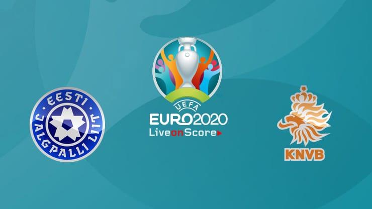 Xem lại Estonia vs Hà Lan Full match