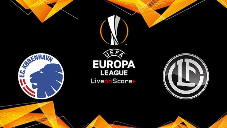 FC Copenhagen vs Lugano Preview and Prediction Live stream UEFA Europa League 2019/2020