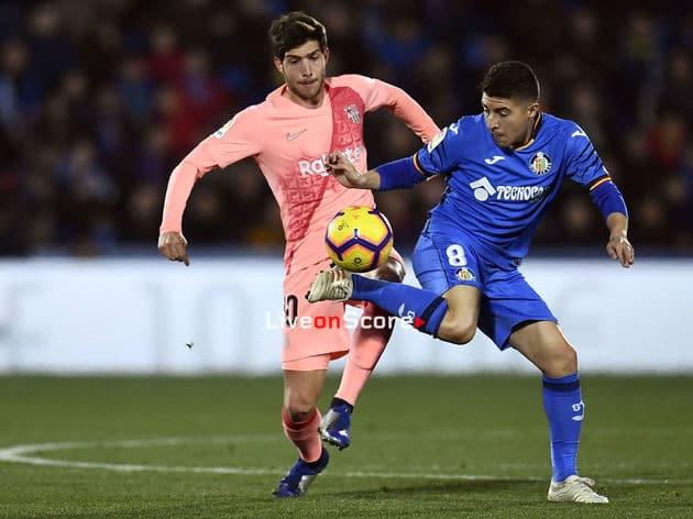 Getafe vs Barcelona Preview and Prediction Live stream