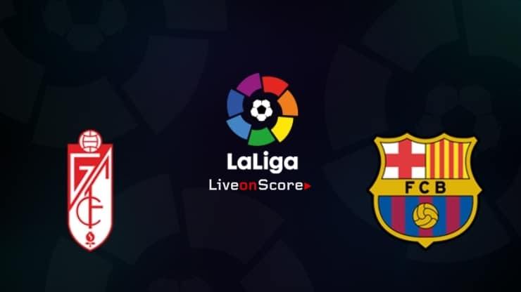 Granada Cf Vs Barcelona Preview And Prediction Live Stream Laliga Santander 2019 2020