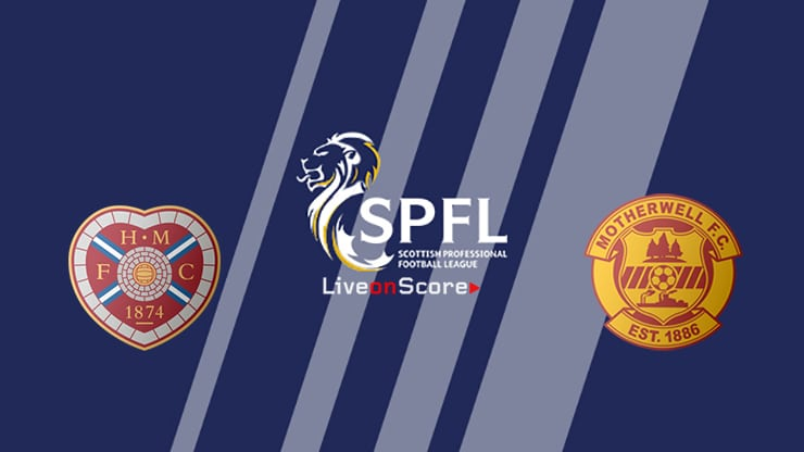 Hearts vs Motherwell Preview and Prediction Live stream Premiership 2019/2020
