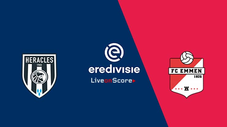 Heracles vs FC Emmen Preview and Prediction Live stream – Eredivisie 2019/2020