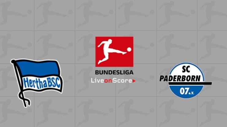 Hertha Berlin vs Paderborn Preview and Prediction Live stream Bundesliga 2019-2020