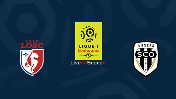 Lille vs Angers Preview and Prediction Live stream Ligue 1  2019/2020