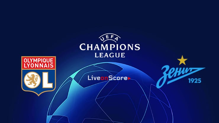 Lyon vs Zenit Preview and Prediction Live stream UEFA Champions League 2019/2020