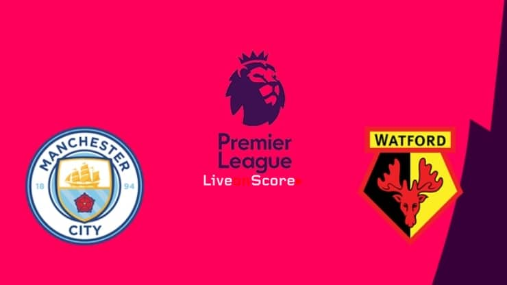 Manchester City vs Watford Preview and Prediction Live stream Premier League 2019-2020