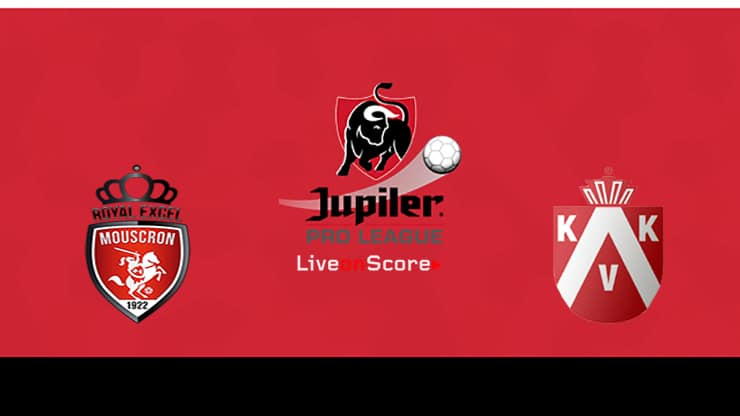 Mouscron vs Kortrijk Preview and Prediction Live stream Jupiler League 2019/2020