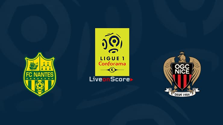 Nantes vs Nice Preview and Prediction Live stream Ligue 1  2019/2020