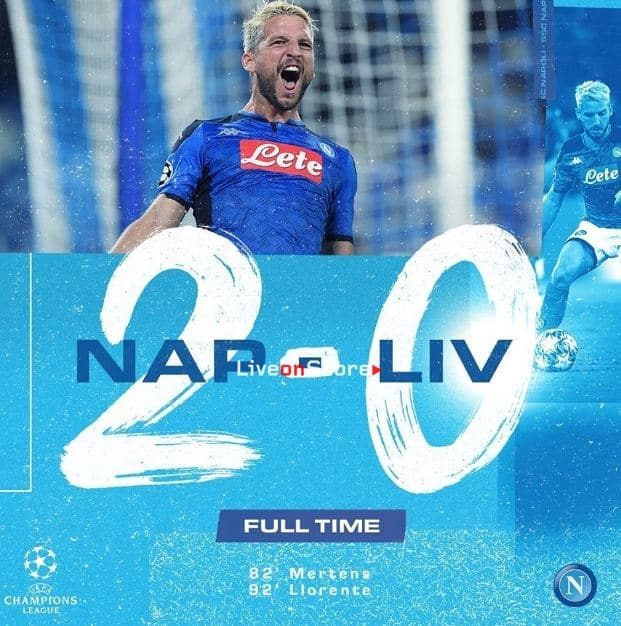 Napoli 2-0 Liverpool Full Highlight Video – Uefa Champions League
