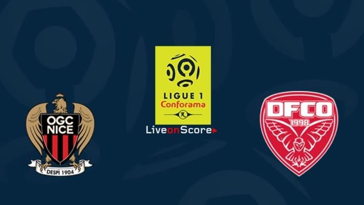 Nice vs Dijon Preview and Prediction Live stream Ligue 1 2019-2020