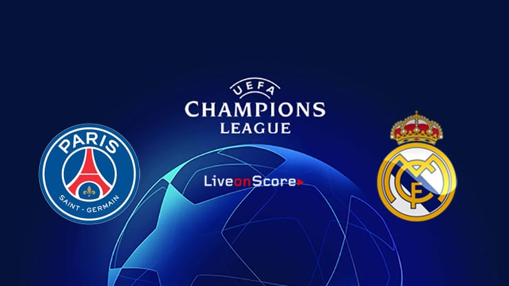 Paris SG vs Real Madrid Preview and Prediction Live stream UEFA Champions League 2019/2020