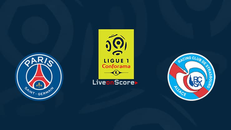 Paris SG vs Strasbourg Preview and Prediction Live stream Ligue 1  2019/2020