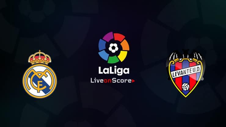 Real Madrid vs Levante Preview and Prediction Live stream LaLiga Santander 2019/2020