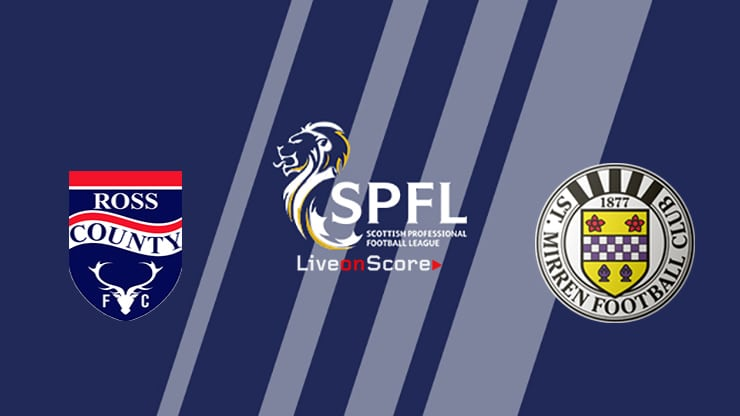 Ross County vs St. Mirren Preview and Prediction Live stream Premiership 2019/2020