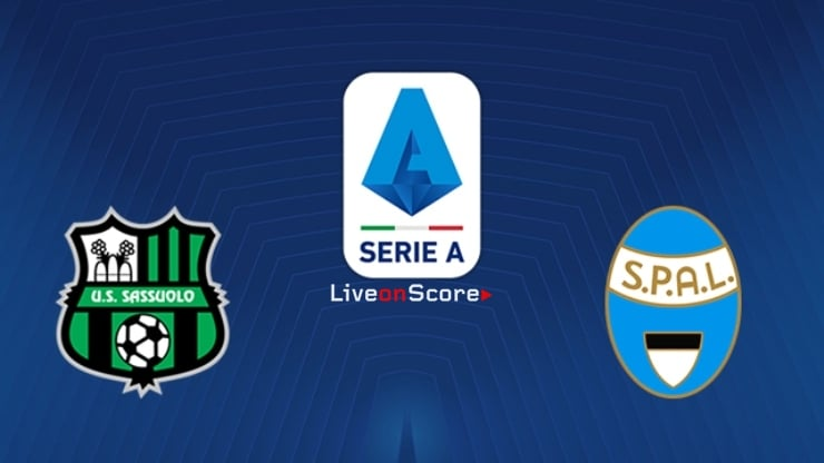 Sassuolo vs Spal Preview and Prediction Live stream Serie Tim A 2019-2020
