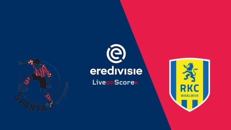 Sparta Rotterdam vs Waalwijk Preview and Prediction Live stream – Eredivisie 2019-2020