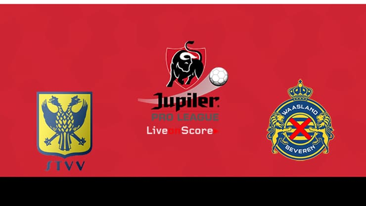 St. Truiden vs Waasland-Beveren Preview and Prediction Live stream Jupiler League 2019/2020