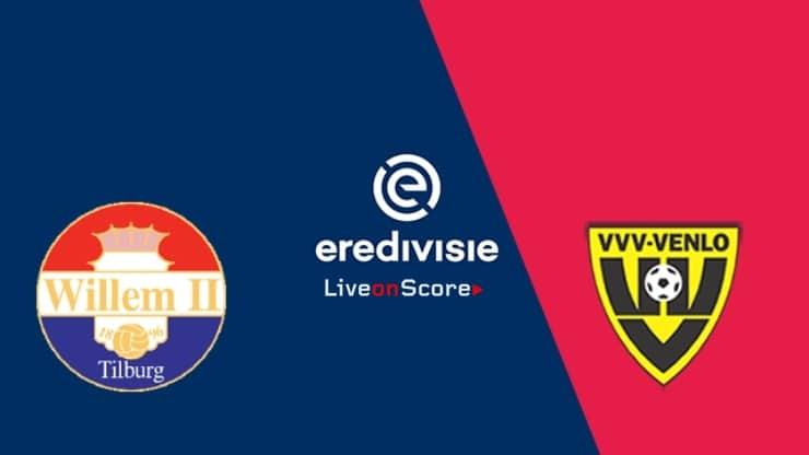 Willem II vs Venlo Preview and Prediction Live stream – Eredivisie 2019-2020