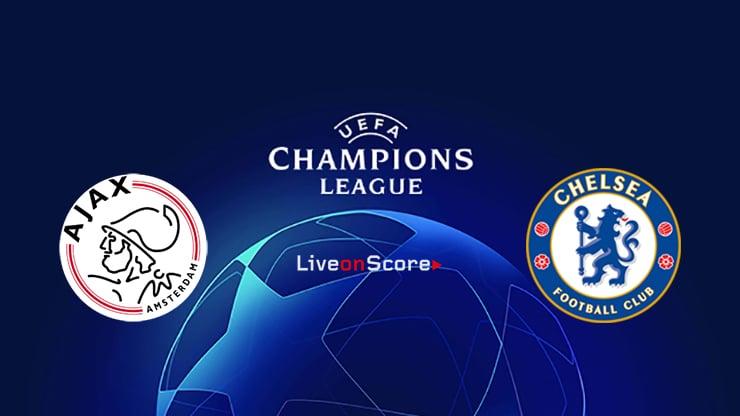 Ajax Vs Chelsea Preview And Prediction Live Stream Uefa
