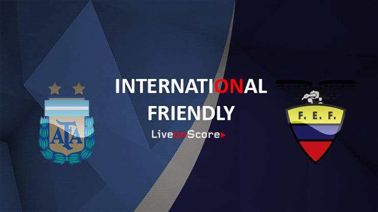Argentina vs Ecuador Preview and Prediction Live Stream International Friendly 2019