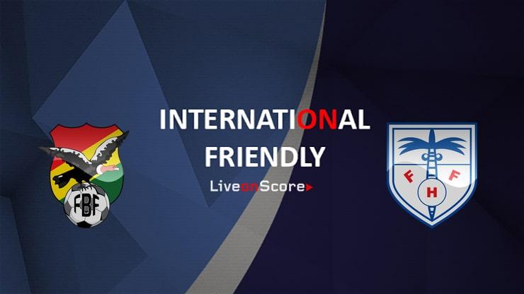 Bolivia vs Haiti Preview and Prediction Live Stream International Friendly 2019