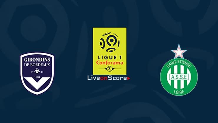 Bordeaux vs St Etienne Preview and Prediction Live stream Ligue 1  2019/2020
