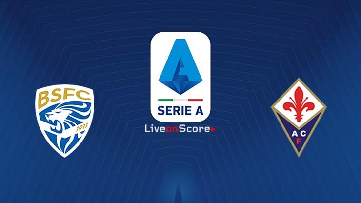 Brescia vs Fiorentina Preview and Prediction Live stream Serie Tim A  2019/2020