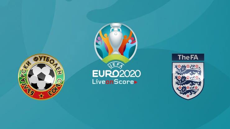 Xem lại Bulgaria vs Anh, vòng loại Euro 2020.