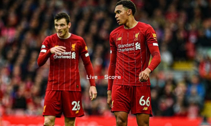 Trent Alexander-Arnold: A team effort allows me and Robbo to go forward