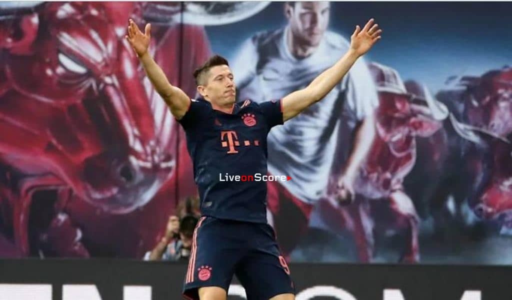 Robert Lewandowski is the FCB Player of the Month for September